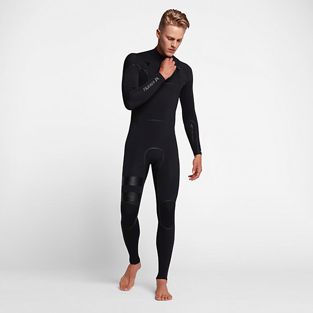 Hurley Advantage Max 4/3mm Full Suit Black - Xpression on the ...